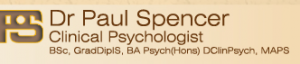 Dr Paul Spencer Clinical Psychologist Logo