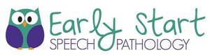 Early Start Speech Pathology - Warners Bay NSW Logo