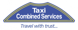 Taxi Combined Services - Launceston TAS Logo