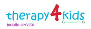 Therapy 4 Kids - Deakin ACT Logo