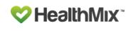 HealthMix - Geelong VIC Logo