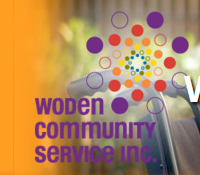 Woden Community Service Incorporated Logo