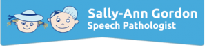 Sally-Ann E. Gordon Speech Pathologist Logo