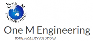 One M Engineering - , Queanbeyan East NSW  Logo
