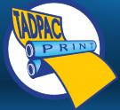 Tadpac Print - Glenorchy TAS Logo