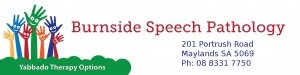 Burnside Speech Pathology Logo