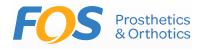 FOS - Prosthetic & Orthotic - Shenton Park WA Logo