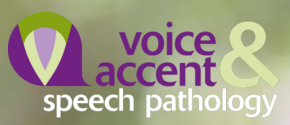 Voice & Accent Speech Pathologist -  Newcastle NSW Logo