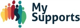 My Supports - Midland WA Logo