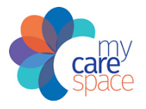Mycarespace Occupational Therapist - Penguin TAS  Logo
