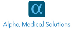 Alpha Medical Solutions - St. Ives NSW Logo