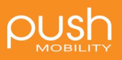 Push Mobility - Fitzroy VIC Logo