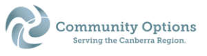 Community Options - Griffith ACT  Logo