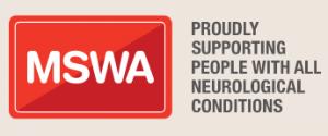 MSWA Multiple Sclerosis - Wilson WA Logo