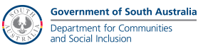 Department for Communities and Social Inclusion Logo