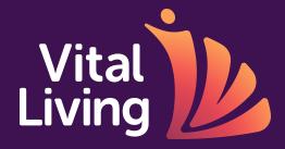 Vital Living - Forster NSW Logo