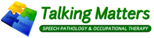 Talking Matters Pty Ltd Logo