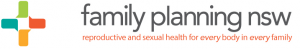 Family Planning - Newcastle NSW Logo