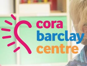 Cora Barclay Centre Logo