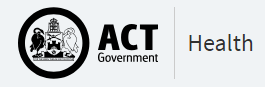 ACT Health - Canberra City ACT Logo
