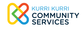 Kurri Kurri Community Services - Kurri Kurri NSW Logo