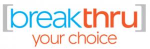 Break Thru People Solutions - NSW Logo