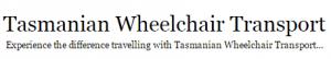 TAS Wheelchair Transport Logo