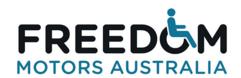 Freedom Motors Australia Pty Ltd Logo