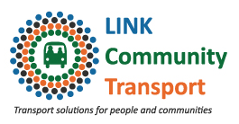 LINK Community Transport - Thomastown VIC Logo