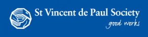 St Vincent De Paul Society- Invermay TAS Logo
