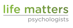 Life Matters Psychologists - Merewether, NSW Logo
