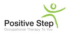 Positive Step - Scarborough WA Logo