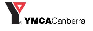 YMCA Canberra - Mitchell ACT Logo