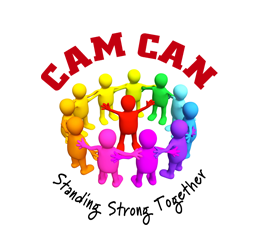 Cam Can - Applecross WA Logo