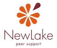 New Lake Peer Support -  Merewether NSW Logo