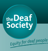 The Deaf Society of NSW Logo
