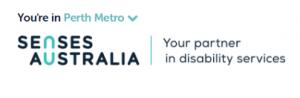Senses Australia - Burswood WA Logo