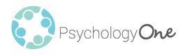 Psychology One - Warners Bay NSW Logo