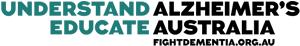 Alzheimer's Australia - Shenton Park WA Logo