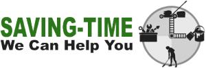 Saving Time Logo