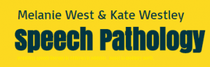 Melanie & Kate Speech Pathology Logo