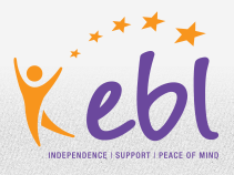 EBL Disability Services Inc. Logo