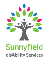 Sunnyfield - Allambie Heights NSW Logo