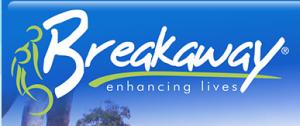 Breakaway -  San Remo NSW Logo