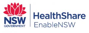 HealthShare (NSW) Logo
