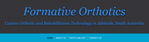Formative Orthotics And Rehabilitation Technology Logo