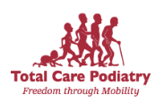Total Care Podiatry - Geelong VIC Logo
