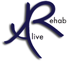 Rehab Alive - Battery Point TAS Logo
