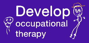 Develop Occupational Therapy Logo