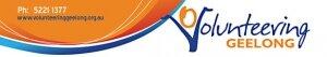 Volunteering Geelong - Geelong VIC Logo